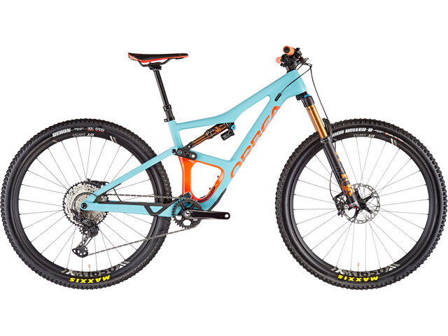 Orbea Occam M10 blue/orange